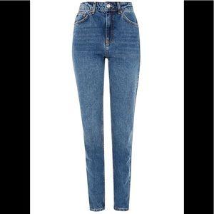 Topshop Moto High Waist Jeans - Size 32